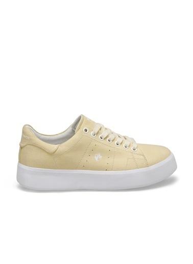 Lumberjack Kadın Sarı Sneakers 100486588  Sarı